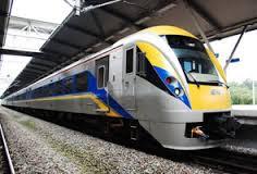 perkhidmatan ETS KL ke Padang Besar