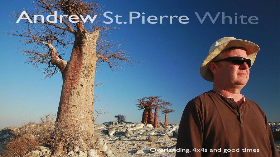 Andrew St.Pierre White