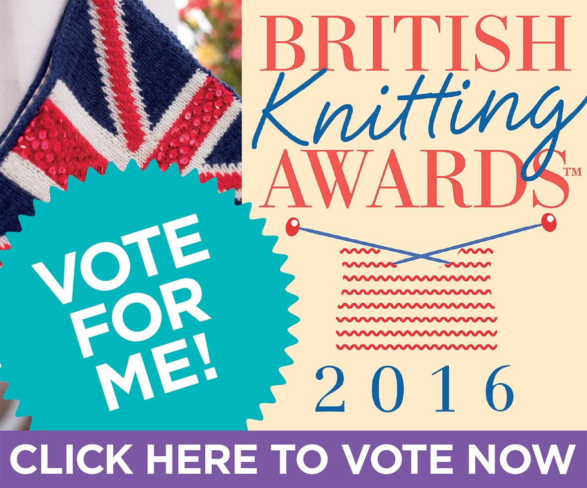 British Knit & Crochet Awards 2016