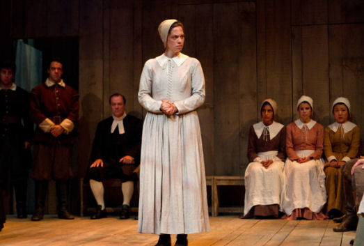 the abuse power in the crucible a play by arthur miller The crucible is set in a theocratic society, in which the church and the state are one, and the religion is a strict, austere form of protestantism known as puritanism.