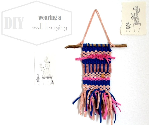 DIY → Wall Hanging