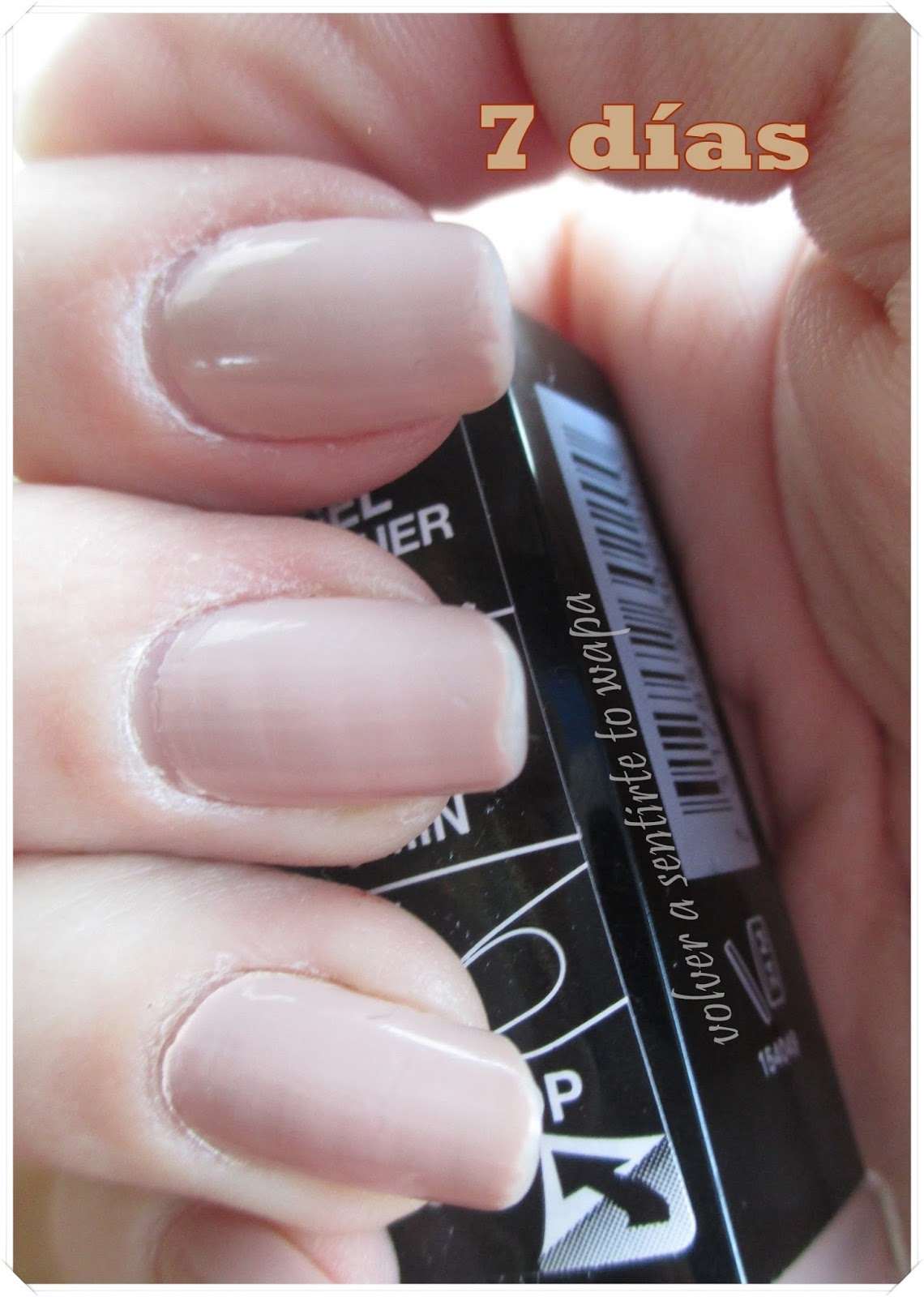 ISADORA Gel Nail Lacquer - 220 Classy Nude