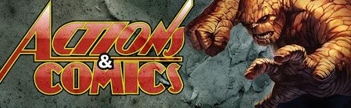 Actions e Comics