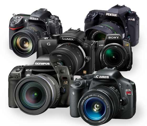Harga Kamera SLR/DSLR Terbaru-Lengkap 2013