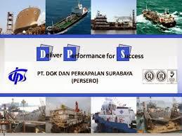 Lowongan Terbaru PT. Dok dan Perkapalan Surabaya (Persero) November 2013