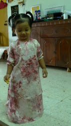 my first baju kurung