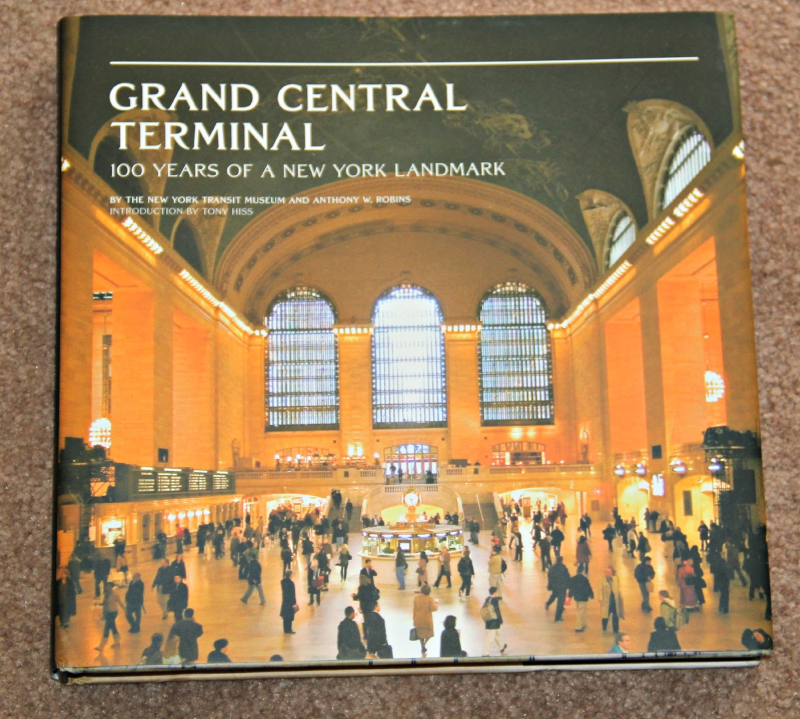 NYC Style and a little Cannoli Grand Central Terminal 100 Years