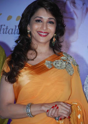 madhuri dixit in aksar album launch hot photoshoot