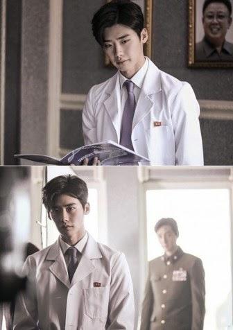 Drama Korea Terbaru 'Doctor Stranger' Rilis Foto Karakter Lee Jong Suk