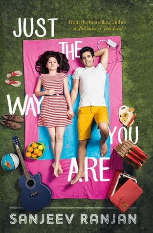 Just The Way You Are (IN Only) Giveaway