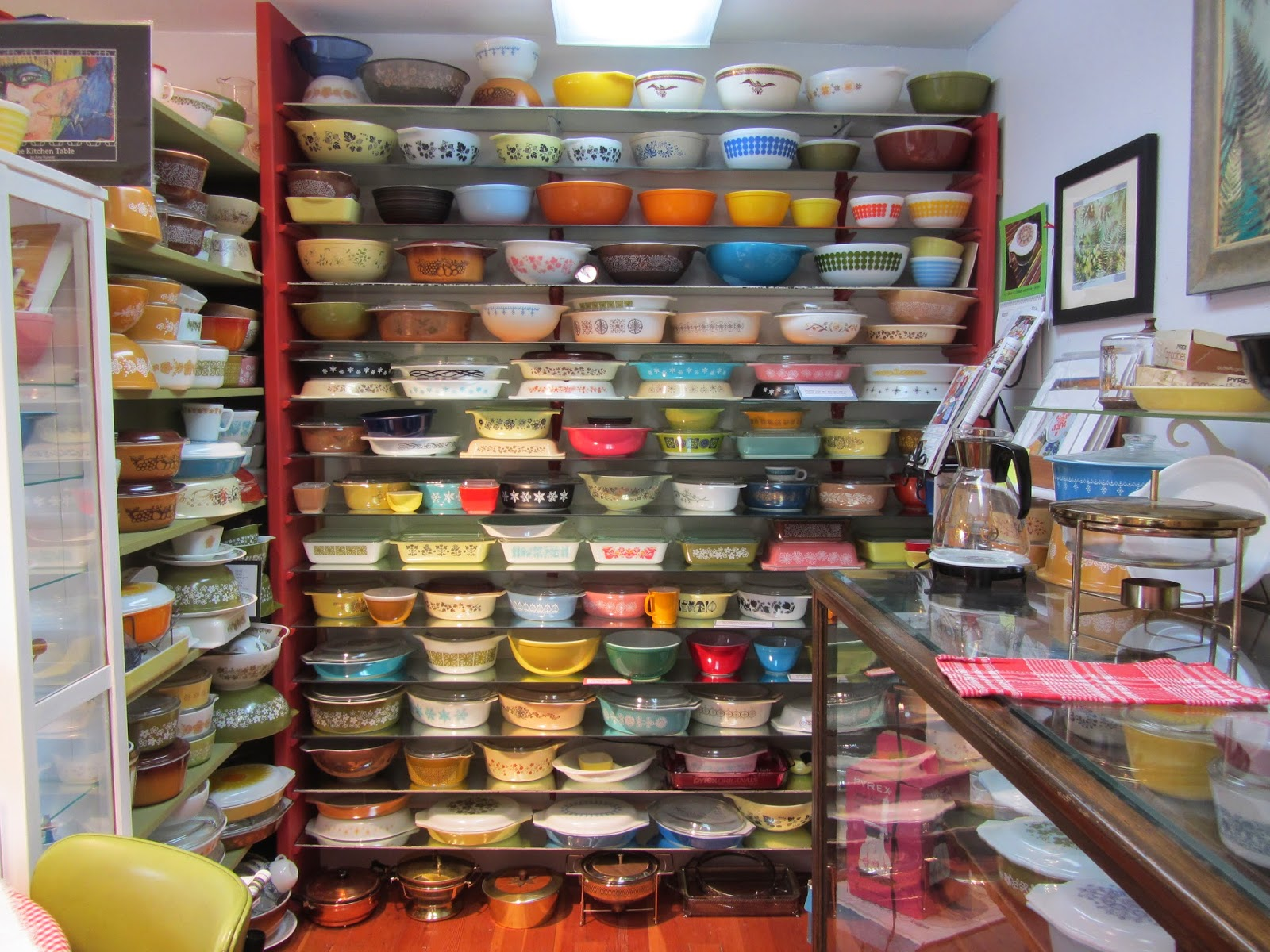 As He Leads is Joy: The Pyrex Museum