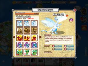 Cara mendapatkan Pure Dragon di Game Dragon City