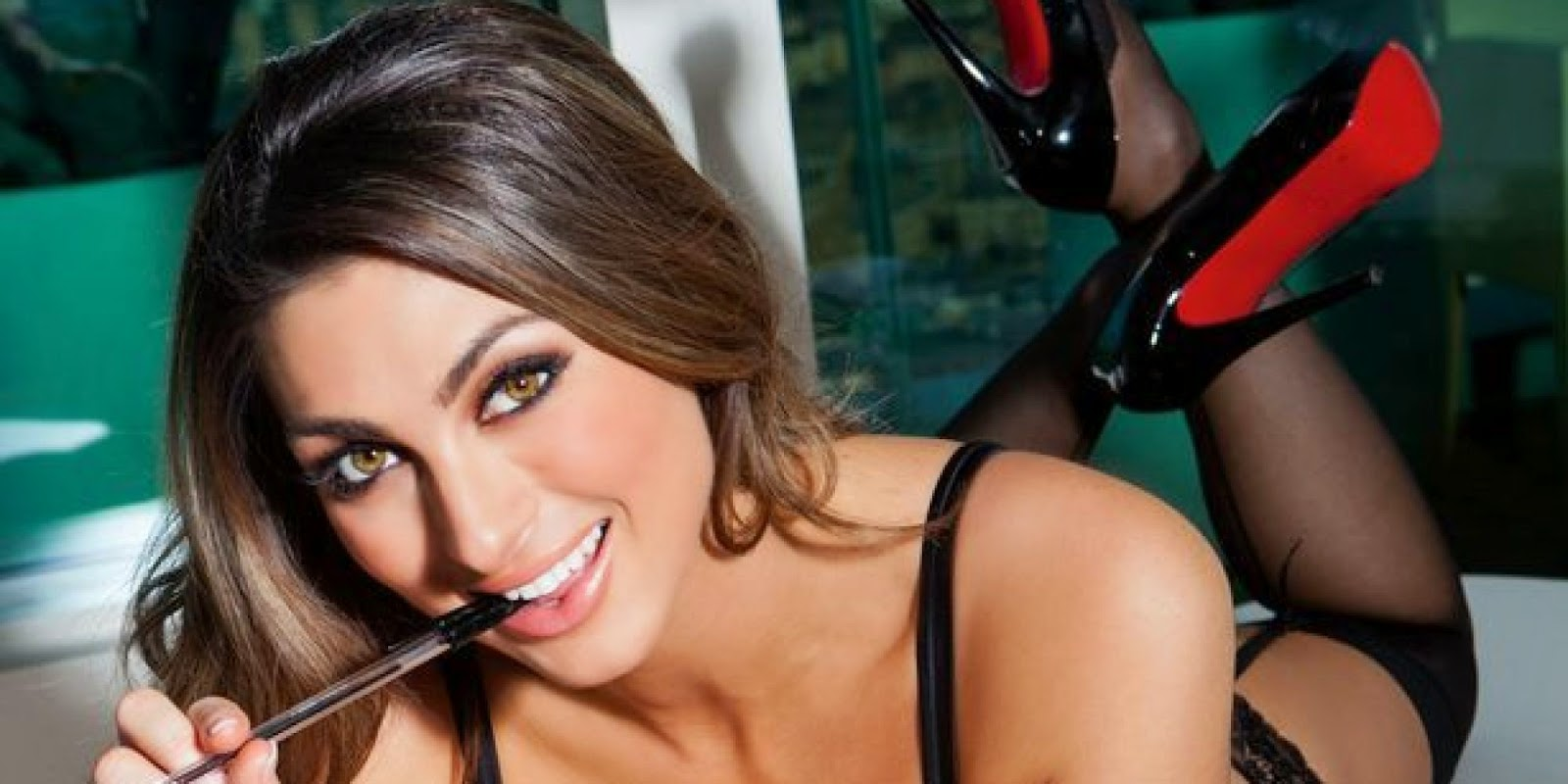 Luisa Zissman: World most Sexiest 100 woman ranking #72