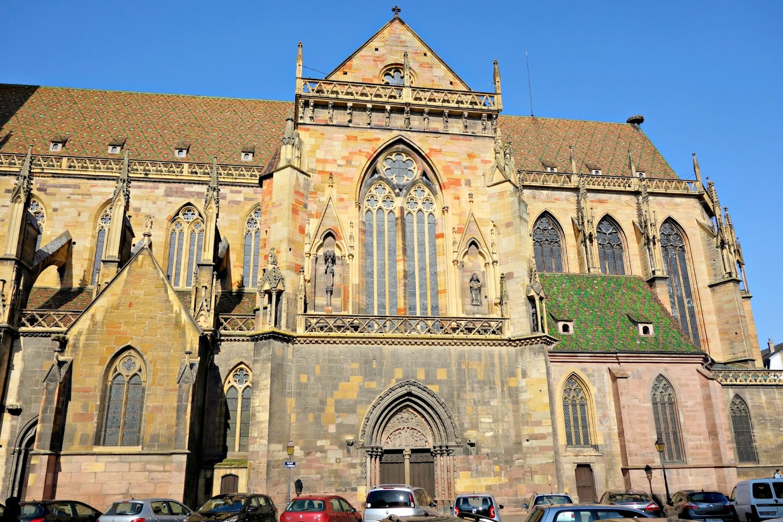 La Cathedrale ~ Colmar ~ Making on the Mountain ~ cymberrain