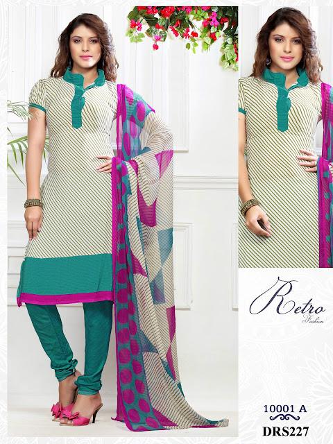 Crepe Cotton Dress Material – Wholesale Supplier