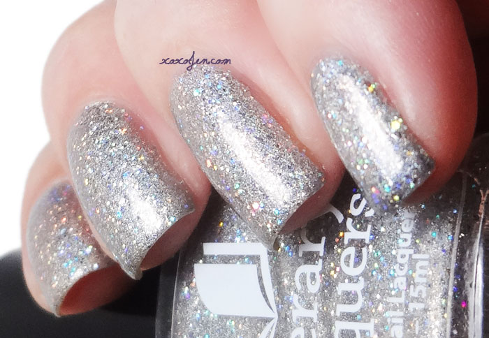 xoxoJen's swatch of Literary Lacquers Mirror of Galadriel