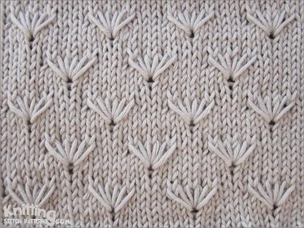 Difficult Knitting Patterns : Knitting Stitch Patterns