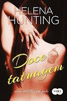 [Resenha] Doce Tatuagem |  Helena Hunting