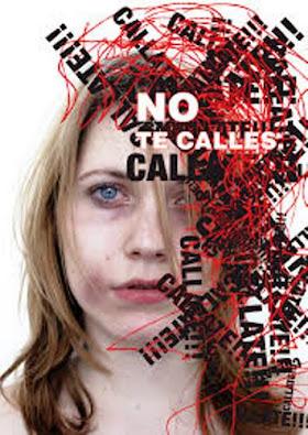 Silencio y violencia contra la mujer