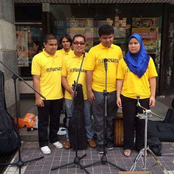 Caliph Buskers