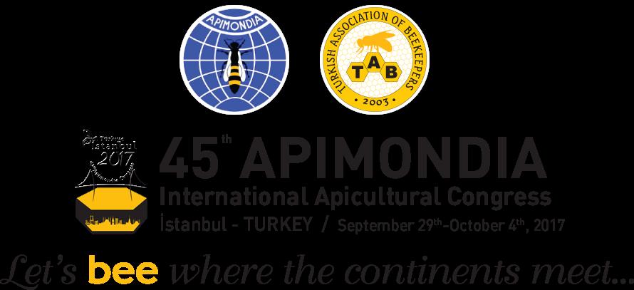 Congresso Internacional de Apicultura - Turquia - 2017