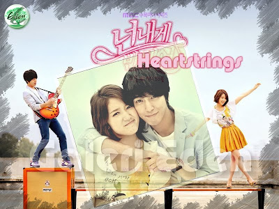 Heartstrings poster Drama Korea: Heartstrings (2011) Download