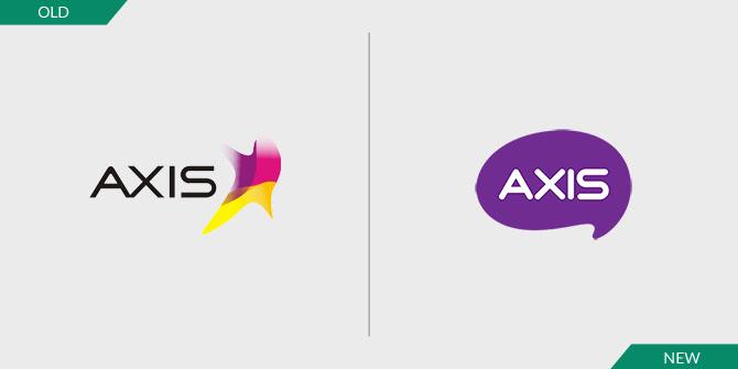 Logo Baru Axis