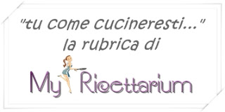 My ricettarium