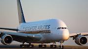 A380 Singapore Airlines (singapore airlines airbus first to fly )