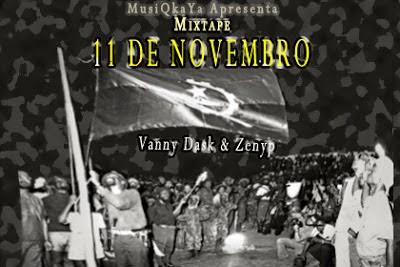 Mixtape 11 De Novembro- Vanny Dask & Zenyp