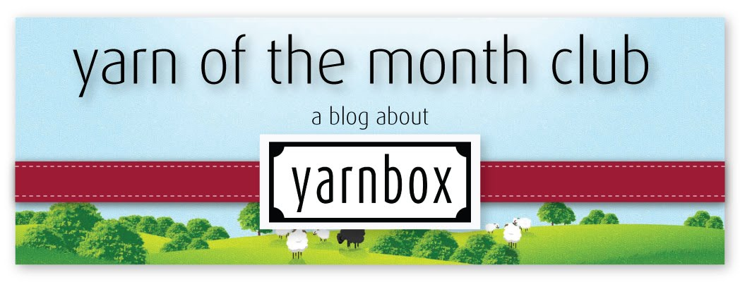 Yarn of the Month Club Blog
