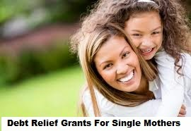 Debt_Relief_Grants_For_Single_Mothers