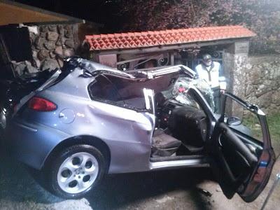 Estado en el que ha quedado el vehiculo accidenteado