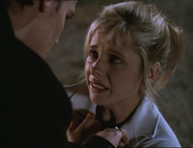 So good it s awesome buffy the vampire slayer amends s03e10