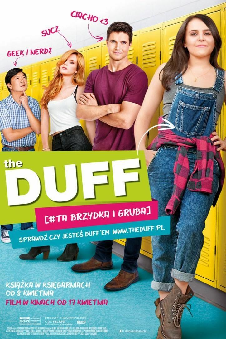 The DUFF [#ta brzydka igruba] (2015)