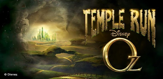 Free Download Temple Run: Oz Android Game