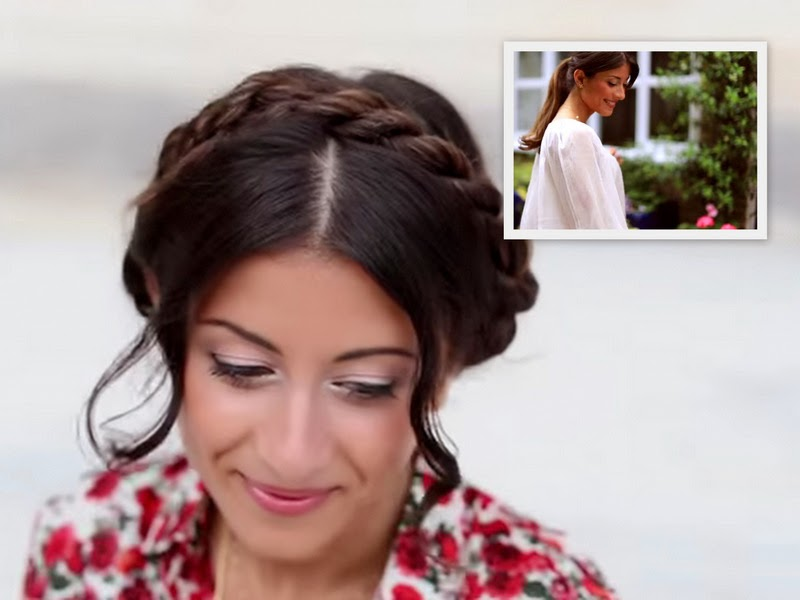 Video Of The Week: Summer Ponytail And Braid Hairstyles