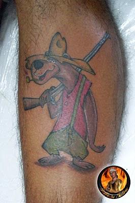Dicas, imagens e fotos de tattoos em pele mulata