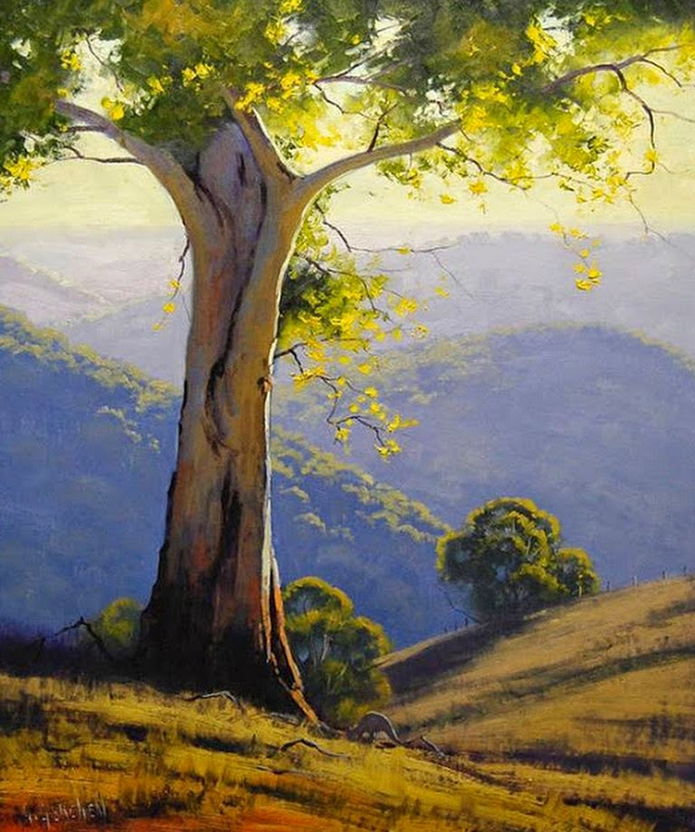 pintura-de-paisajes-de-espatula