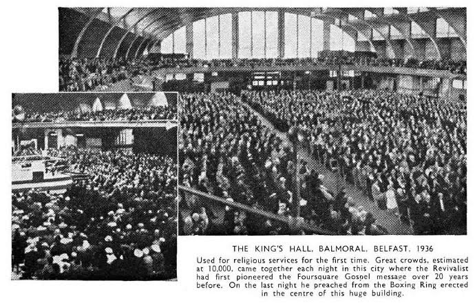 The King's Hall Belfast 1936