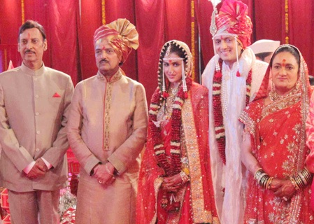 Ritesh Deshmukh And Genelia Wedding Photos