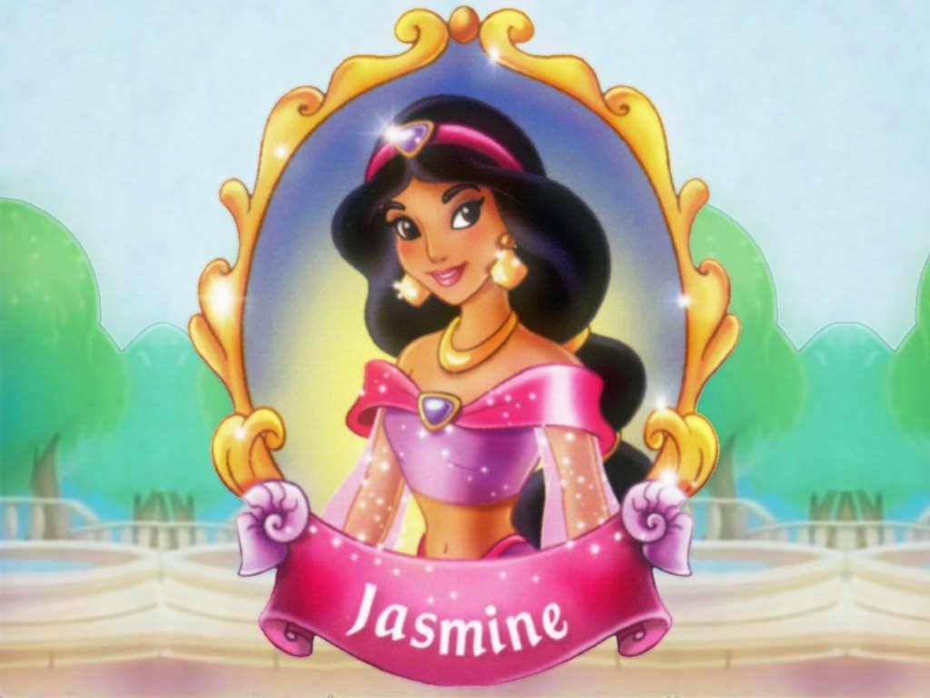Free desktop wallpaper princess jasmine wallpaper - Princesse jasmine disney ...