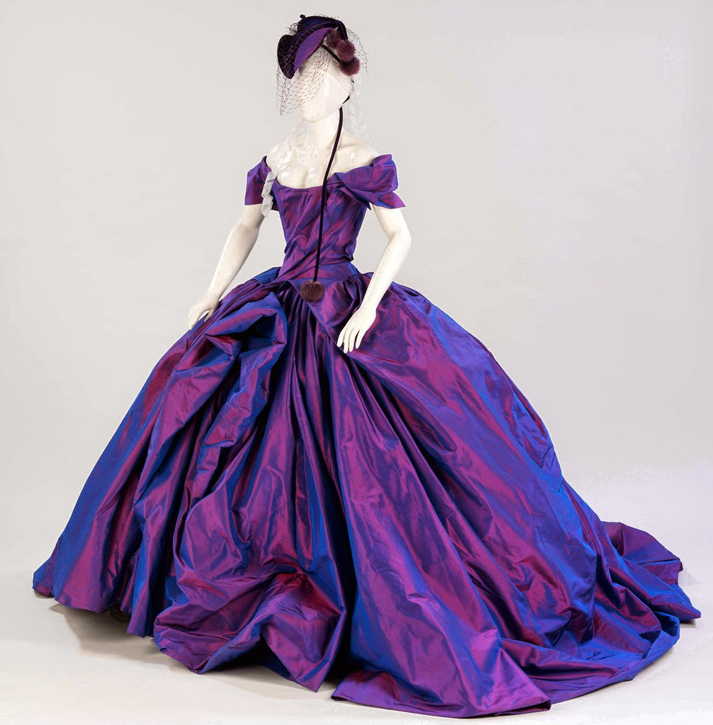 Ms. Von Teese's Wedding Dress