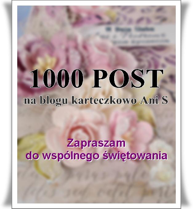 1000 post