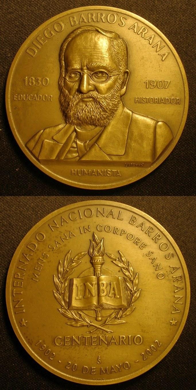 Cien Años Internado Nacional Barros Arana (INBA ...