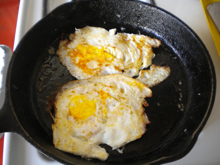 Thoughts from Meme's Corner: Bad Egg Day