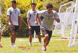 Oriente Petrolero - Alcides Peña - Ronny Montero - DaleOoo.com página del Club Oriente Petrolero
