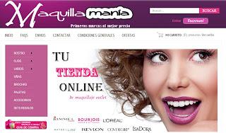 Maquillamania comprar online