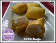 Durian Crepe/Durian Pancake