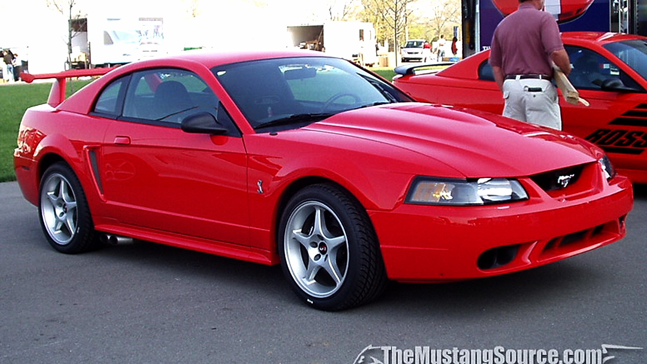 Fastest ford mustang part 10 2000 mustang svt cobra r - Mustang cobra ...
